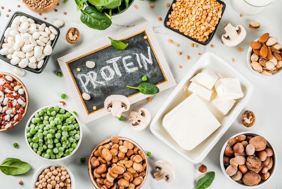 Белки на кето диете для вегетарианцев