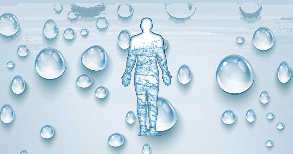 Потеря жидкости - причина кето гриппа