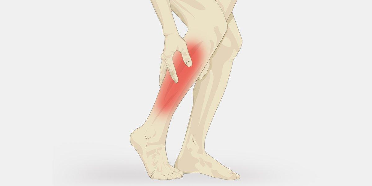 Симптом кето гриппа - судороги мышц