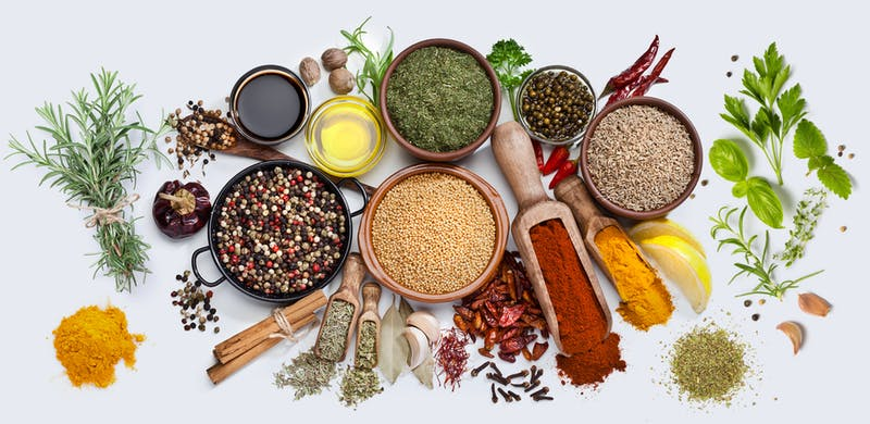 Специи на кето диете для вегетарианцев