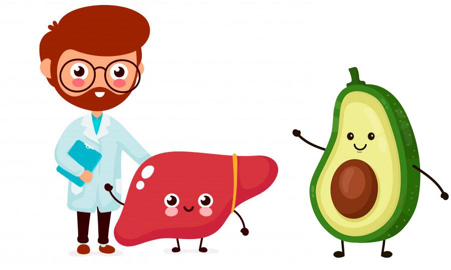 Кето диета при гепатозе печени