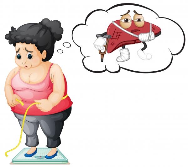 Кето диета при жировом гепатозе