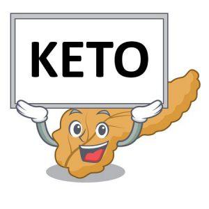 Кето диета при панкреатите